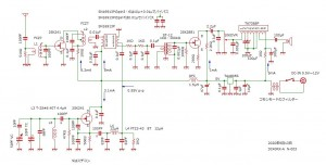 7MHz ダイレクトコンバージョン受信機(アナログ式)